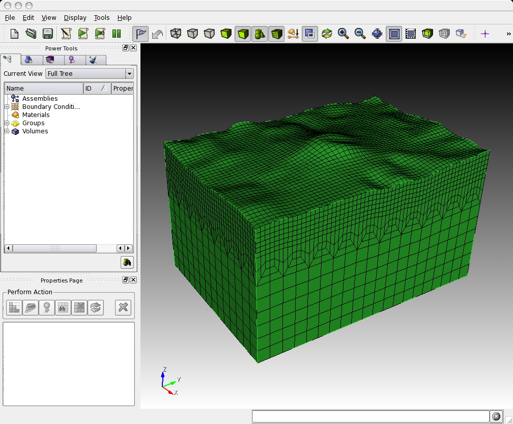 03 Mesh Generation - SPECFEM3D_Cartesian